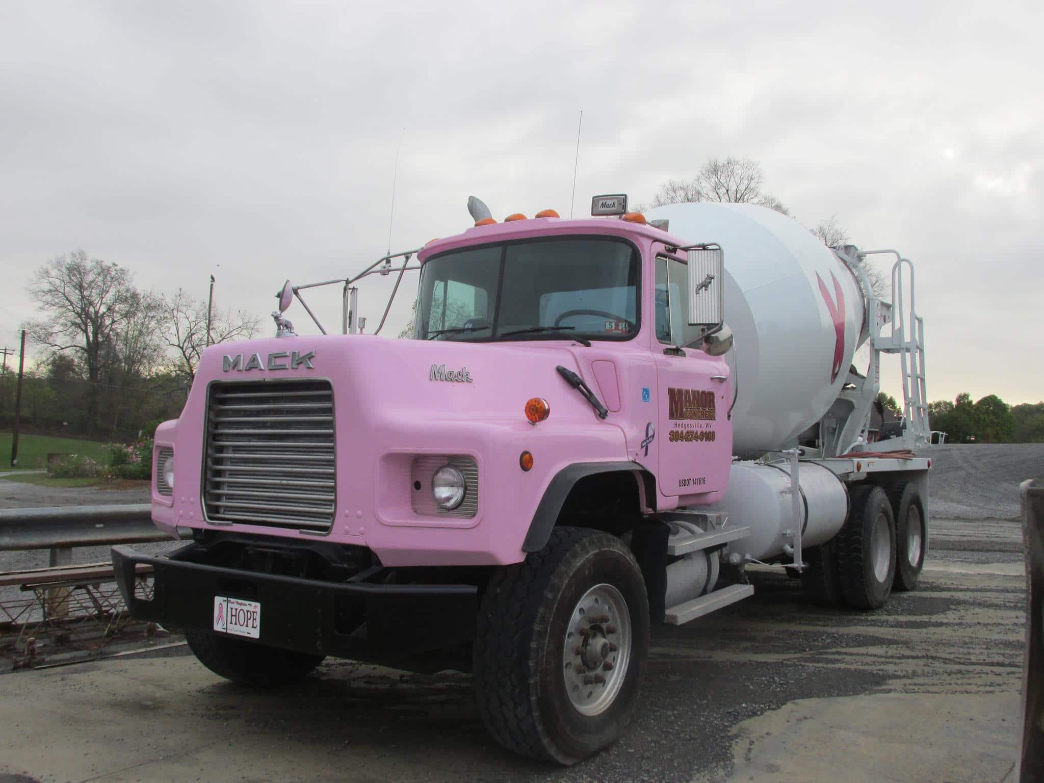 cancer truck